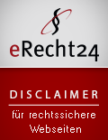 Rechtssicherer Disclaimer